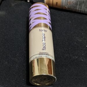 Porcelain Sand) Tarte Face Tape Foundation
